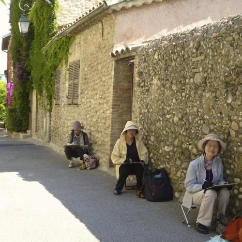 cagnes-artists
