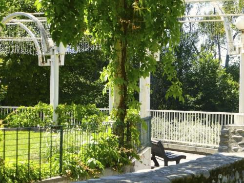 cagnes-leafy-bench