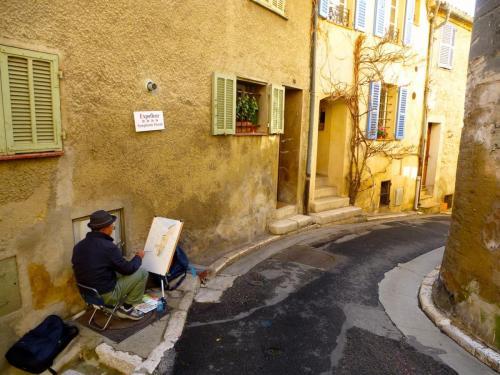 haut-de-cagnes-painter
